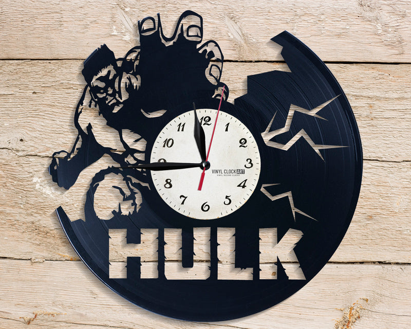 Hero party wall clock