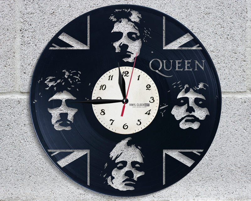 Wall clock with Best-Selling Music Artists to bring magic to your home