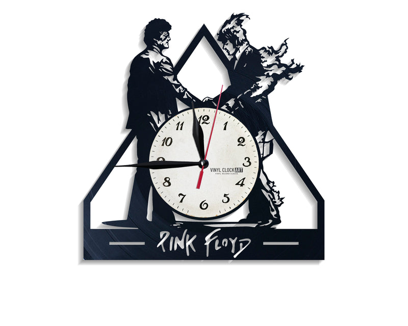 Your mom will love this! Lyrics wall clock