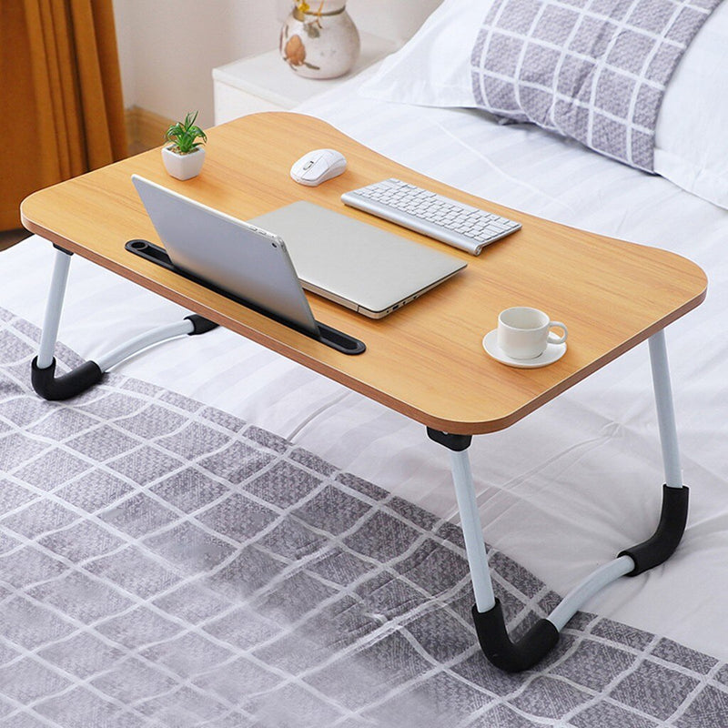 Multi-Functional Ergonomic mobile laptop table stand for bed Portable sofa laptop table foldable notebook Desk