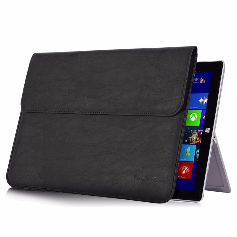 Sleeve Case for Microsoft Surface Book 2017 Premium PU Leather Cover for Surface book Pro 3/4 - EtsySales
