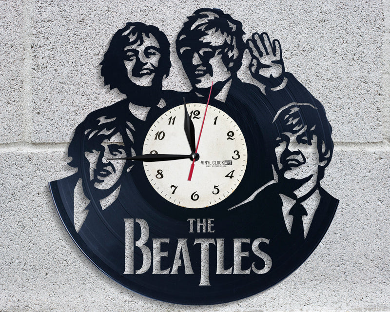 Wall clock for friend, Song themed home decor