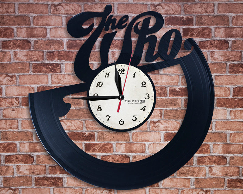 You always be in time with  Power Pop wall clock