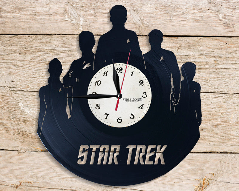 Top wall clock Uss Enterprise is waiting for you