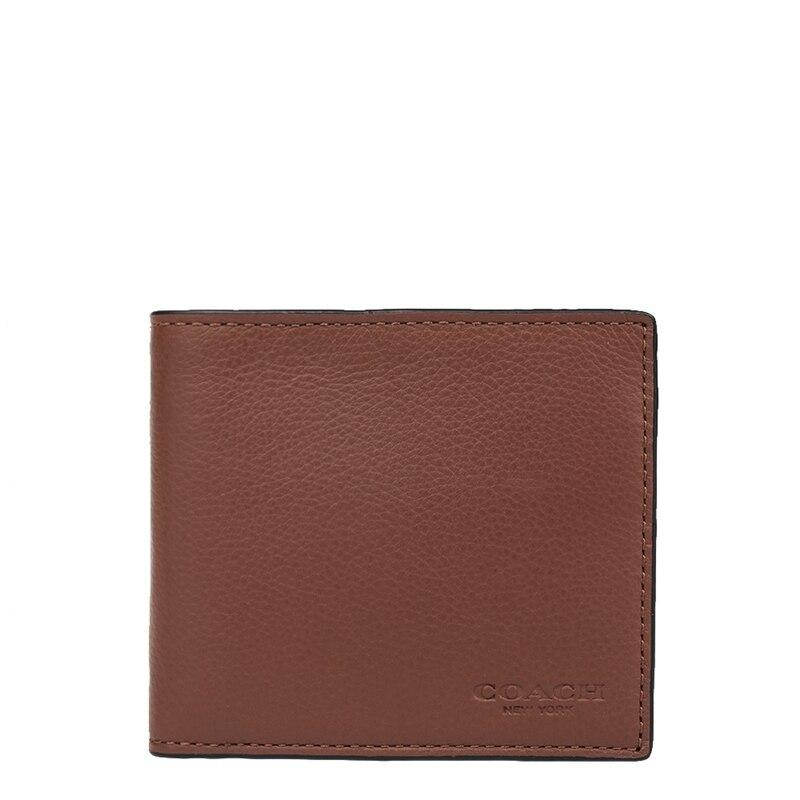 Coach Leather Wallet - Wallets