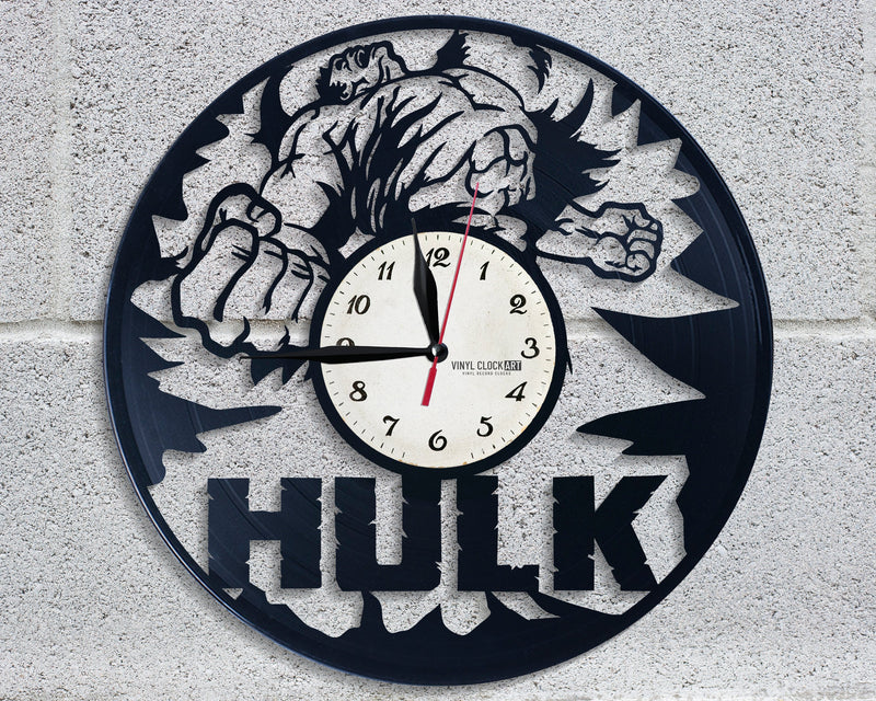 Charismatic gift for Hulk supporter