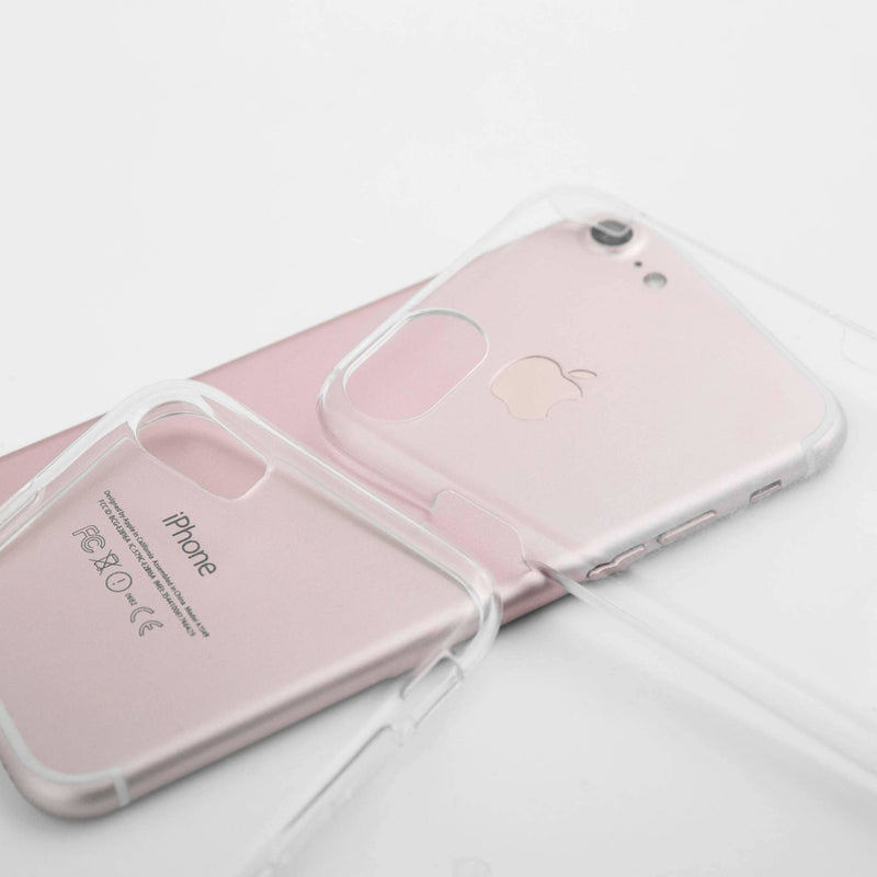Diamond iPhone 8 Case Stone iPhone X Case Jewelry iPhone 7 Plus Case Clear iPhone 6S Cover iPhone XS Hard Case iPhone 5S Silicone CA1048 - Phone Cases