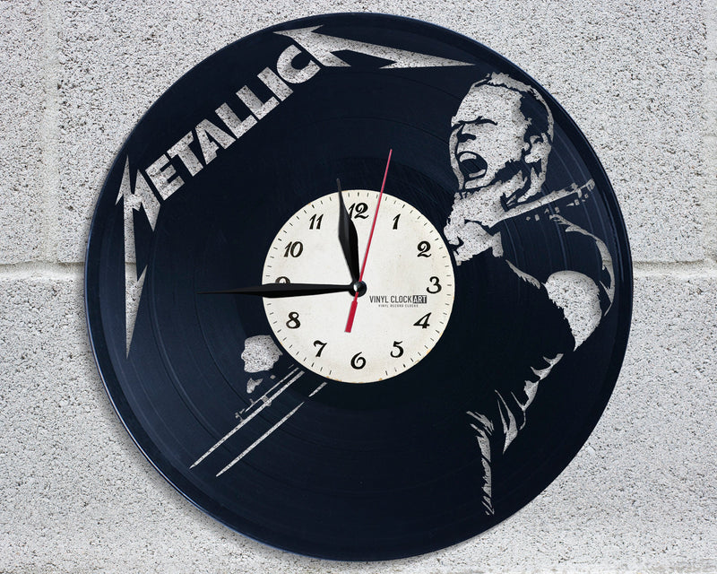 Vinyl record art with a Artist
