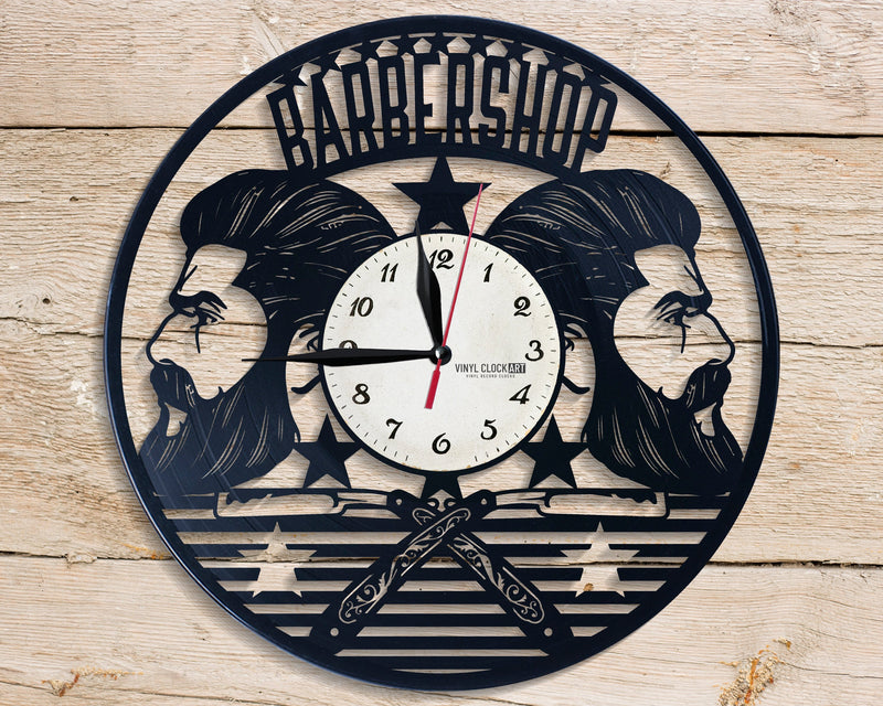 Gift For Men wall clock you can hang at home