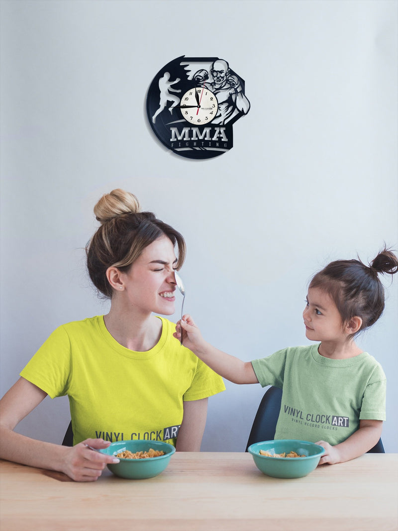 Mixed Martial Arts- great gift for your mom