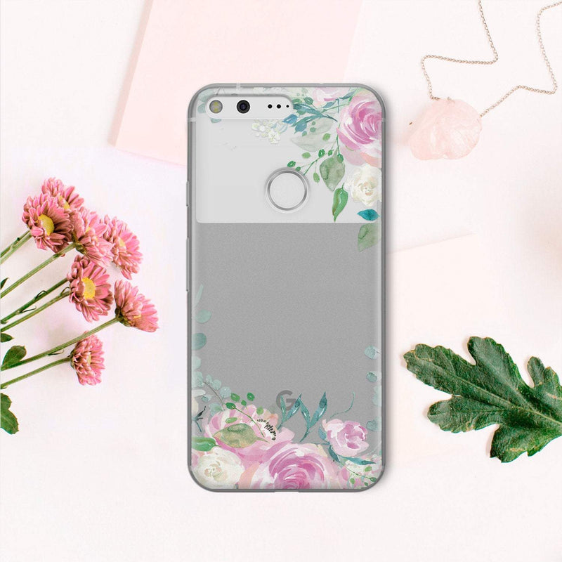 Flower iPhone XS Case Rose iPhone 7 Plus Cover Floral iPhone X Case iPhone 6 iPhone XR Gift Hard Case iPhone Plastic Case 7 iPhone CA5011 - Phone Cases