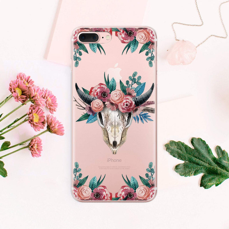 Skeleton iPhone XS Max Case Phone iPhone XR Case iPhone X Phone Case iPhone 8 Transparent Case iPhone 7 Plus Case iPhone 7 Case CA1031 - EtsySales