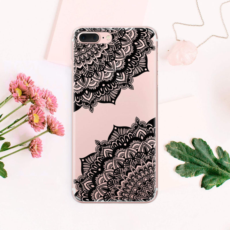 Mandala iPhone XR Phone Case iPhone XS Max Phone iPhone 6 Plus Phone Boho iPhone X case 7 Phone Case iPhone iPhone 7 Plus Phone CA1012 - EtsySales