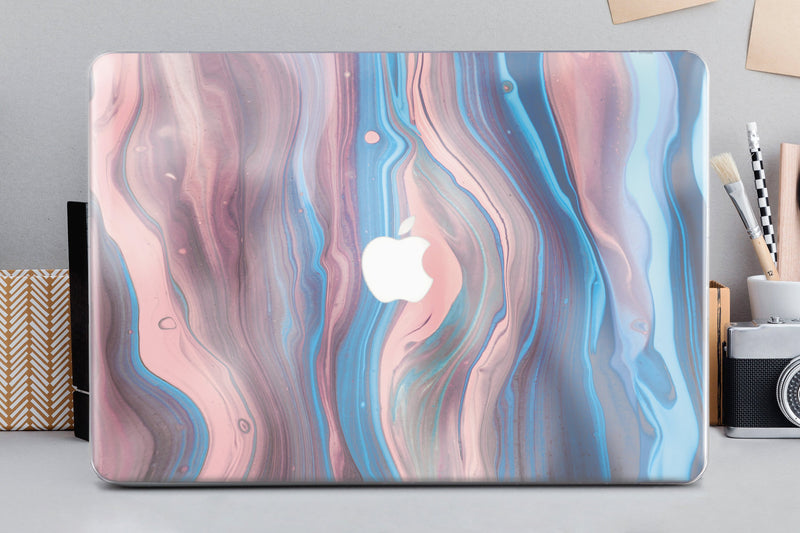 Pink Marble Macbook Pro 15 2019 Case Hard Marble Macbook 12 Case Macbook Pro Hard Case MacBook Air 13 Air 11 Case Blue Marble MacBook CA2012 - EtsySales