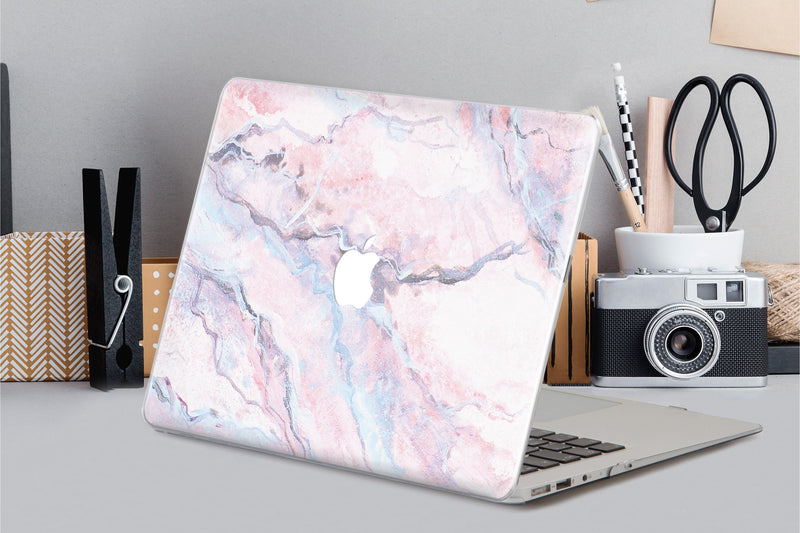 Light Pink Marble Case Laptop Hard Case MacBook Pro 15 Inch Case MacBook Pro 13 2018 Cover For Mac Air 13 Inch 2018 Shell MacBook Air CA2058 - EtsySales