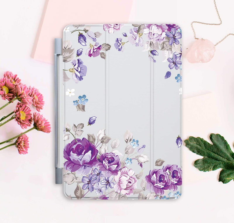 Floral iPad Smart Cover iPad Mini 5 Case iPad Air 42018 Case iPad Pro 10.5 Case iPad Pro 12.9 Case iPad Air 3 Case iPad 3 4 Case CA2147 - EtsySales