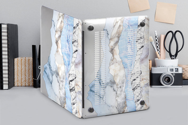 Marble Wave Macbook Air 11 13 Case 12 Inch Macbook Hard Case Macbook Pro 15 2019 Hard Shell Design Macbook Air Cover Macbook Gift CA2174 - EtsySales