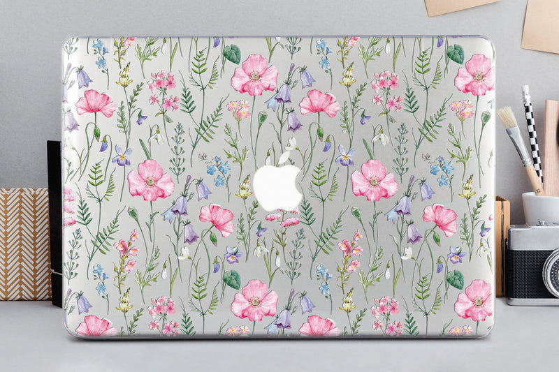 Flower Paint Macbook Air 11 13 Case 12 Inch Macbook Hard Case Macbook Pro 13 15 2019 Hard Shell Design Macbook Air Cover Macbook Gift CA2191 - EtsySales