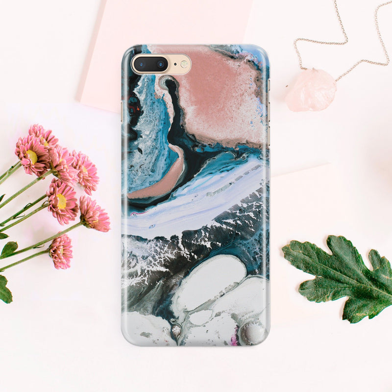iPhone Full Wrap Oil Painting Design Print Case Samsung Galaxy S8 Plus Samsung Galaxy S6 Edge Plus Case iPhone 8 Plus iPhone 6S Plus CA1422 - EtsySales