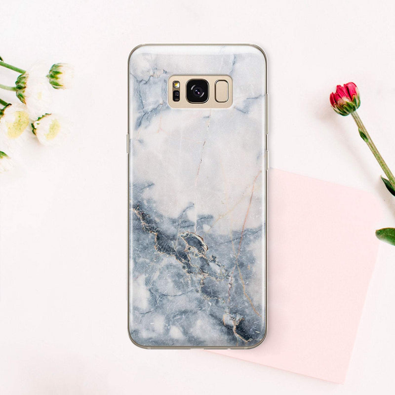 Stone Samsung Galaxy Note 8 Diamond Case S10 Case Marble Galaxy Note 7 Cover Galaxy S9 Edge Clear Case Samsung S8 Plastic Hard Case CA1009 - EtsySales