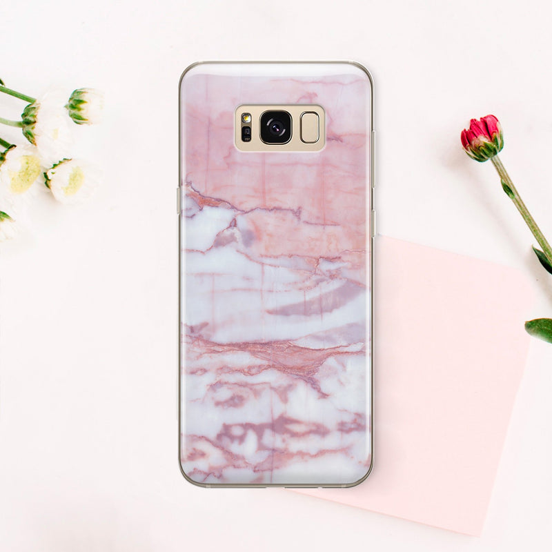 Note 8 Phone Case Samsung S10 PLus Phone Galaxy Phone Case S9 Edge Case S7 Case Girlish Samsung S10 Plus Cover Light Pink Samsung S8 CA1010 - EtsySales