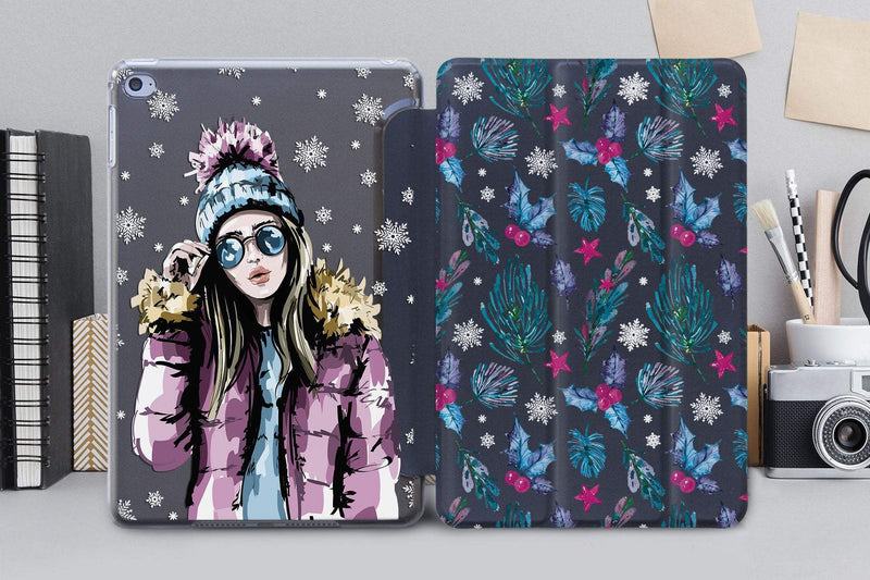 Winter Smart Cover iPad Pro 10.5 Case iPad Pro 12.9 2018 Case iPad 9.7 iPad Air 3 Case Gift For Her Valentine Gift Air Smart Cover CA2248 - EtsySales