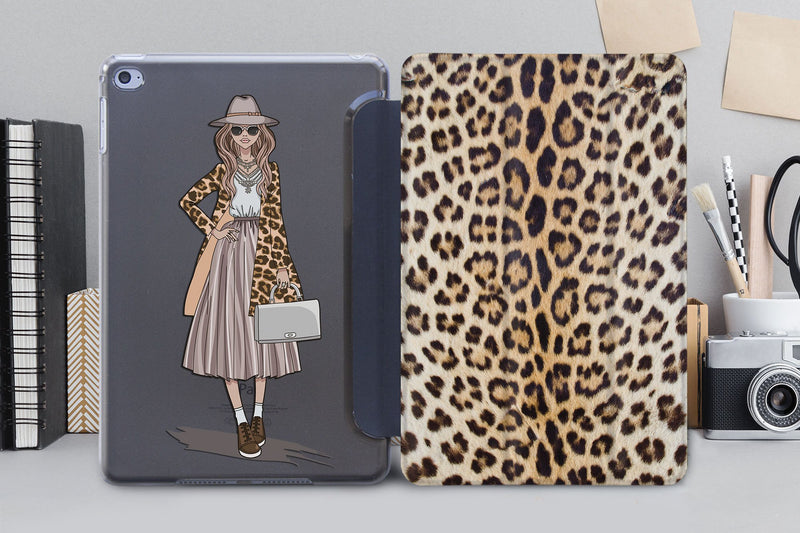 Leopard iPad Air 4Case iPad 6 Cover iPad Case With Smart Cover iPad Pro 10.5 Cover Gift For Girl iPad Pro 12.9 2018 Case Mini 5 CA2262 - EtsySales