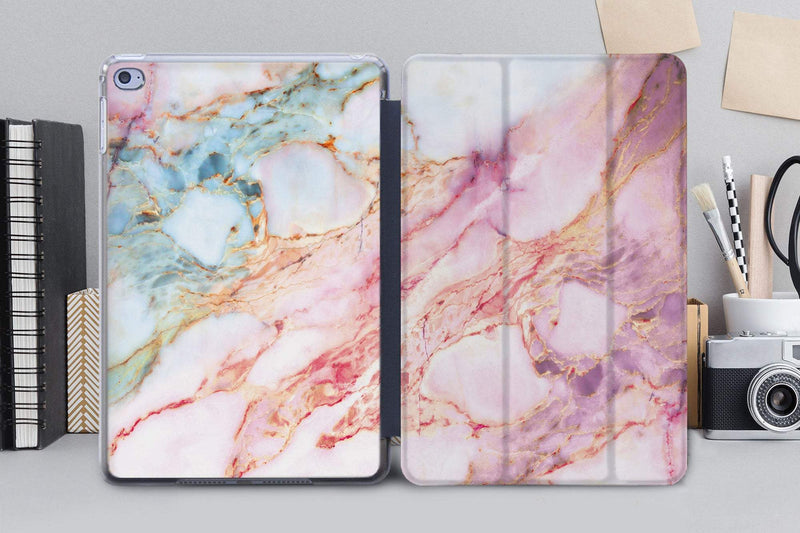 Rose Gold Marble iPad Air 42018 Smart Cover Girl Gift iPad Mini 5 Leather SmartCover iPad Pro 12.9 Case iPad Air 3 iPad Pro 10.5 CA2159 - EtsySales