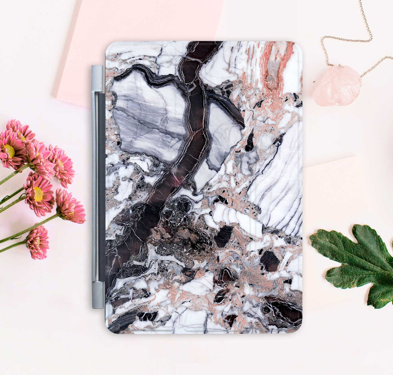 Marble iPad Pro 10.5 Case iPad Air 42018 Case iPad 6 Cover Smart Cover iPad Mini 5 Case Leather Smart Cover iPad Pro 12.9 Case CA2276 - EtsySales