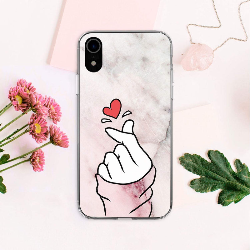 Lovely Case For Samsung Note 9 Case For Galaxy S10 Plus Cover Samsung S9 Silicone Case Galaxy S8 Plus Plastic Case Valentine Day CA2286 - EtsySales