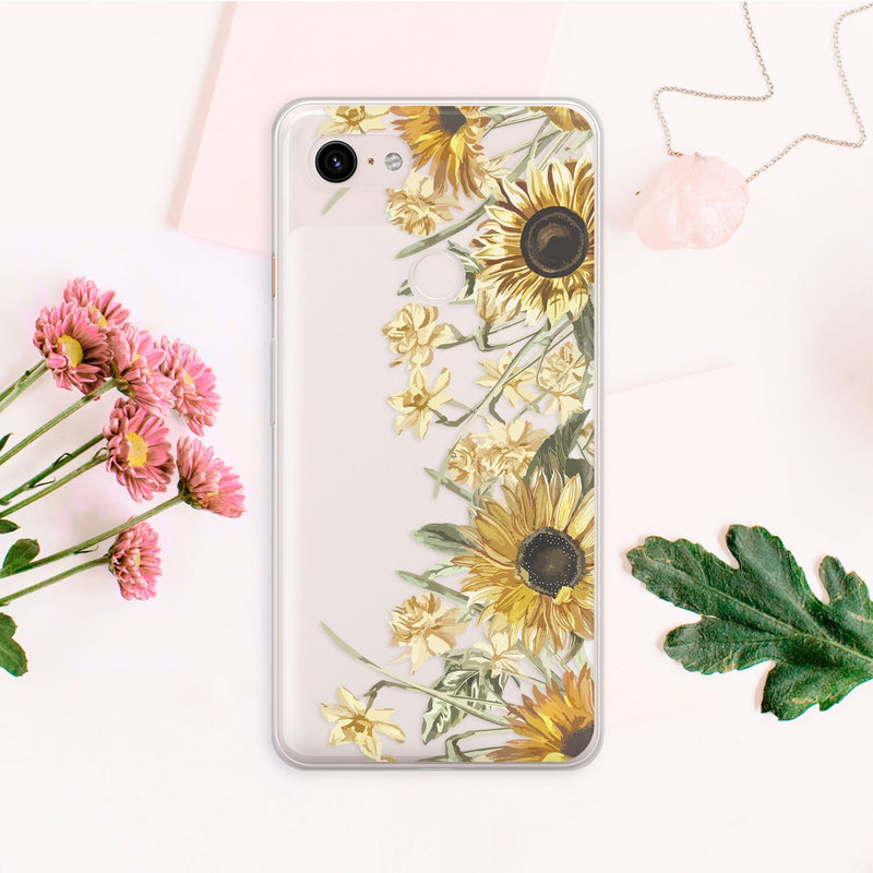 Sunflower iPhone XS Case Yellow iPhone XR Case Floral iPhone 8 iPhone 6s Plus Flowers iPhone Phone Case iPhone X Cover Wild Flowers CA2264 - EtsySales