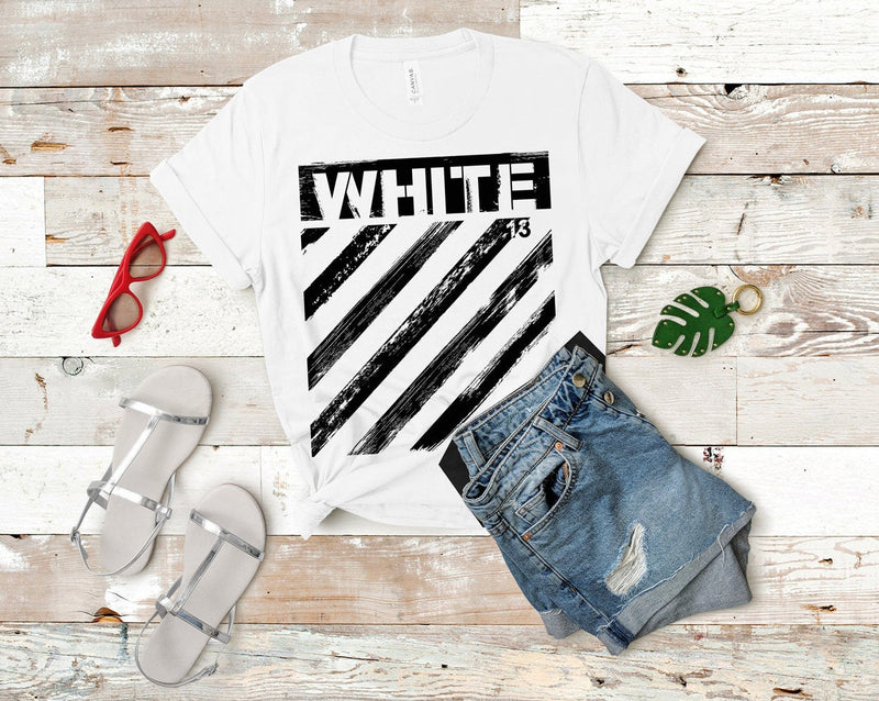 Off White shirt 13 Off-White T shirt OffWhite tshirt Off- White t-shirt, Trending tee Trend Fashion outfit, Back print design, Short sleeve