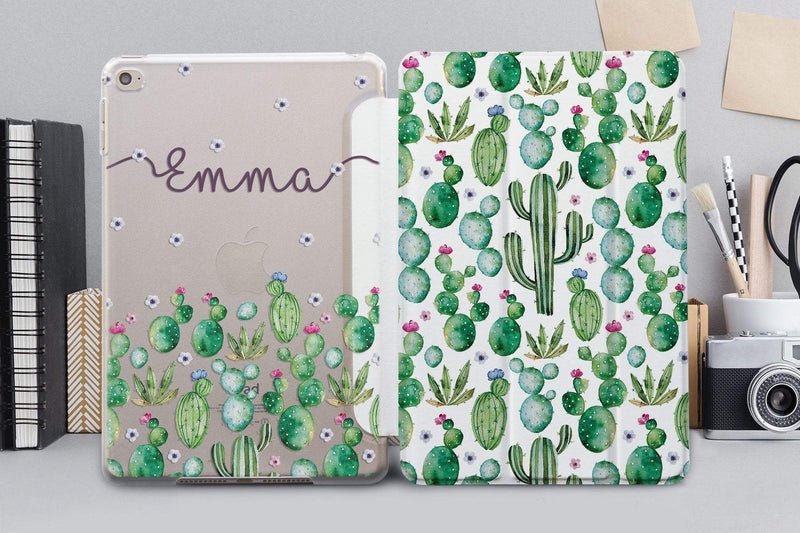 Mexico Print iPad Air 42018 Case iPad Pro 12.9 Cover iPad Air 3 2019 Case Tablet Case Combained iPad Pro 11 Case Cactus iPad Air CA2352 - EtsySales