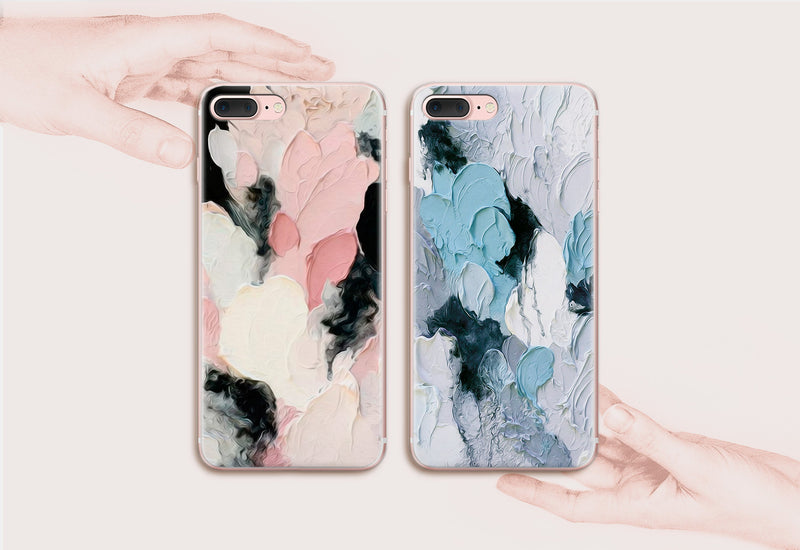 Oil Painting iPhone XR Case iPhone XS MAX Cover Couple Case Google Pixel 3A Xl Case Samsung Galaxy S10 Plus Case Galaxy S10E Cover CA2355 - EtsySales