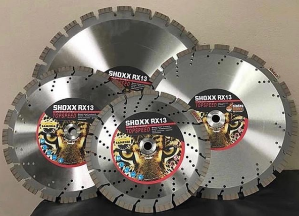 What Diamond Blades Are Used For