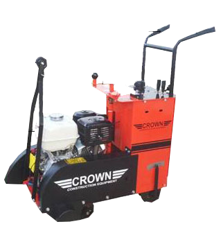 Crown: Concrete Saws - JCSP Series - Self Propelled 14