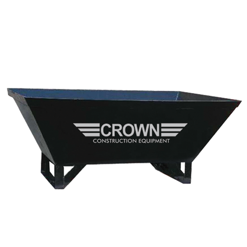 Crown: Mortar Tub 10 Gague Steel - MT-100