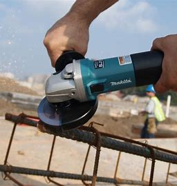 "Makita: 4‑1/2"" SJS™ High‑Power Angle Grinder 9564CV"