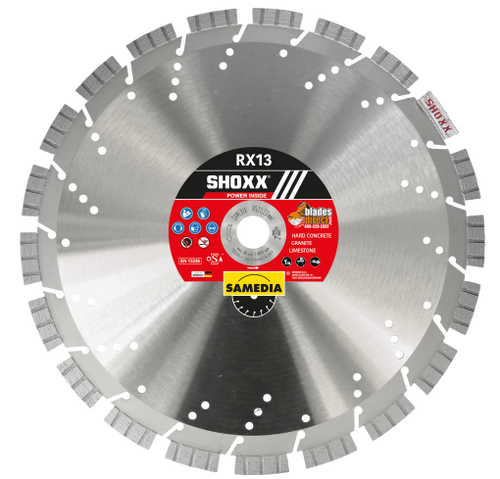"THE FAMOUS 14"" SHOCKER BLADE - SHOXX RX13 SERIES"
