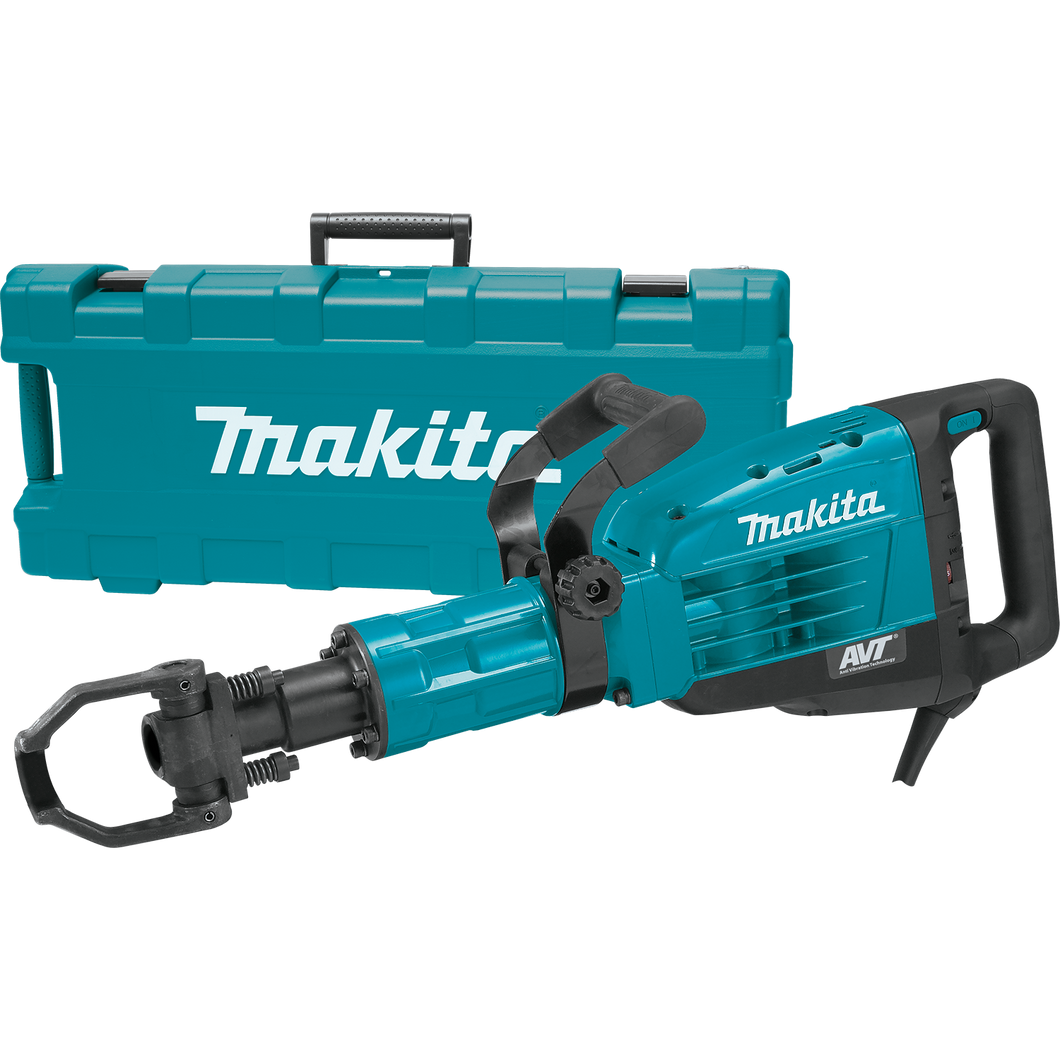Makita: 42 lb. AVT® Demolition Hammer, accepts 1‑1/8