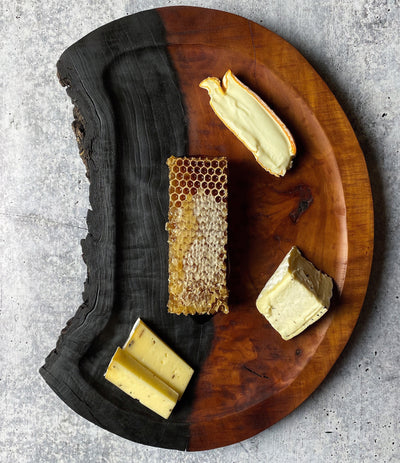 Regalis 3 Variety Cheese Sets with Honeycomb