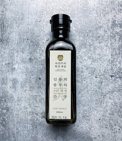 Best Soy Sauce-Artisan Fermented 3yr Ganjang photos by Regalis Foods - item 1