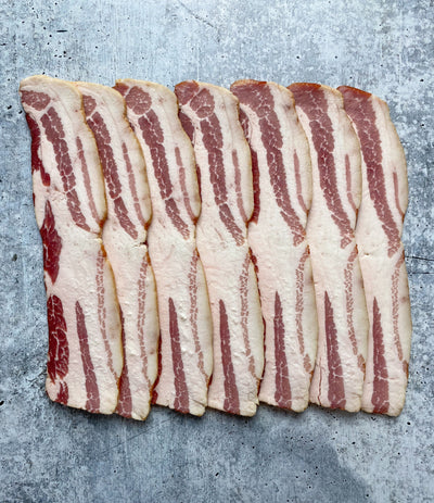 Best Heritage Berkshire Bacon - 1lb pack photos by Regalis Foods - item 1