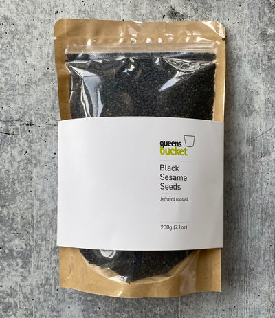 Best Infrared-Roasted Black Sesame Seeds photos by Regalis Foods - item 1