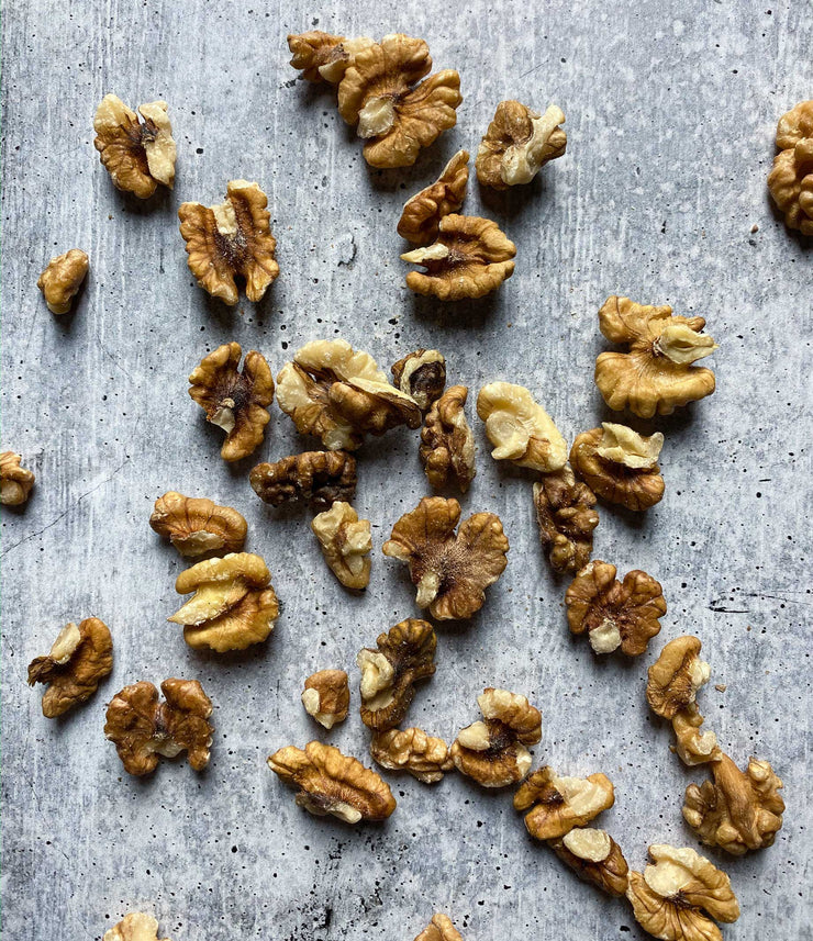 Raw Halved Parwan Walnuts 1 kilo