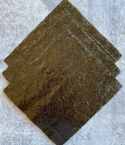 Regalis Japanese Toasted Nori Sheets - 10 pc.