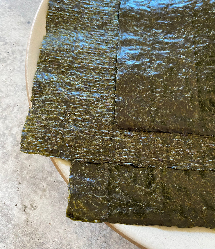 Best Regalis Japanese Toasted Nori Sheets - 10 pc. photos by Regalis Foods - item 1