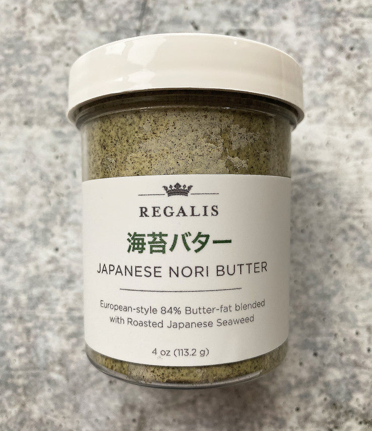 Best Roasted Japanese Nori Butter, 4 oz photos by Regalis Foods - item 2