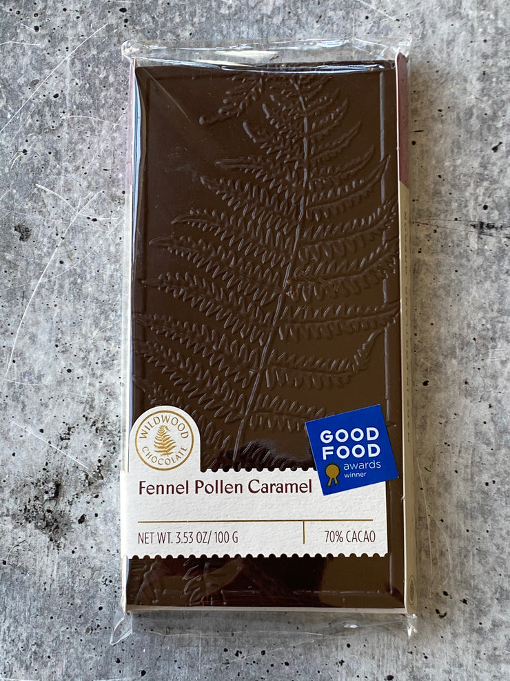 Best Fennel Pollen Caramel Bar photos by Regalis Foods - item 4