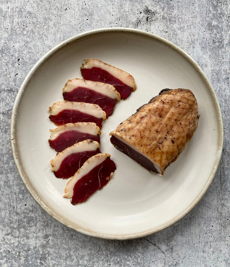 Best Dry-Cured Moulard Duck Prosciutto, 8 oz photos by Regalis Foods - item 1